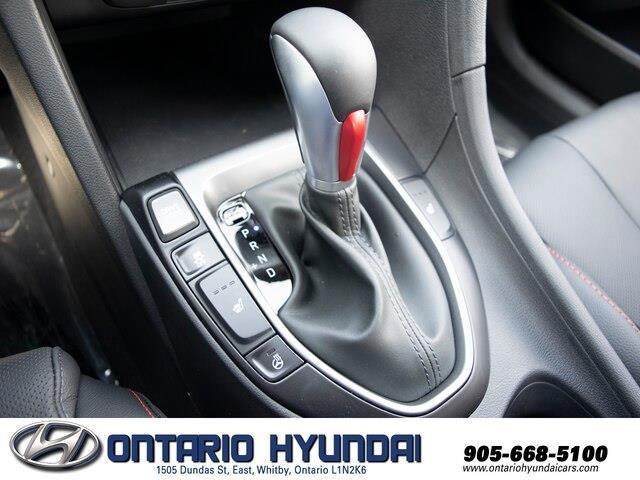 2020 Hyundai Veloster Turbo w/Two-Tone Paint (Stk: 023423) in Whitby - Image 15 of 20