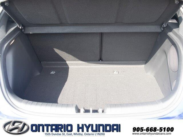2020 Hyundai Veloster Turbo w/Two-Tone Paint (Stk: 023423) in Whitby - Image 18 of 20