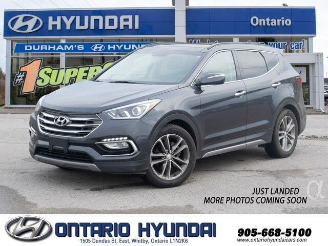 2017 Hyundai Santa Fe Sport  (Stk: 47074K) in Whitby - Image 1 of 1