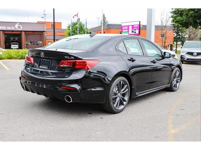 2020 Acura TLX Tech A-Spec (Stk: 18775) in Ottawa - Image 9 of 29
