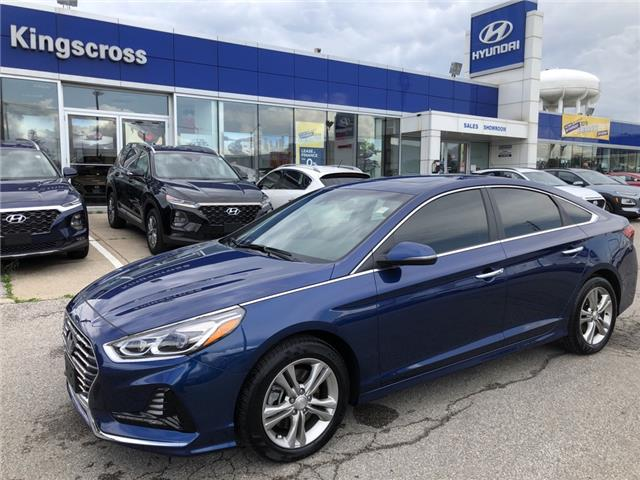 2018 Hyundai Sonata GLS Tech (Stk: 28863A) in Scarborough - Image 1 of 16
