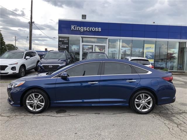 2018 Hyundai Sonata GLS Tech (Stk: 28863A) in Scarborough - Image 2 of 16