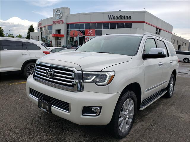 2018 Toyota Sequoia Platinum 5.7L V8 (Stk: 8-1087) in Etobicoke - Image 2 of 26