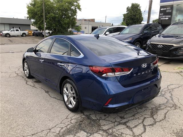 2018 Hyundai Sonata GLS Tech (Stk: 28863A) in Scarborough - Image 3 of 16