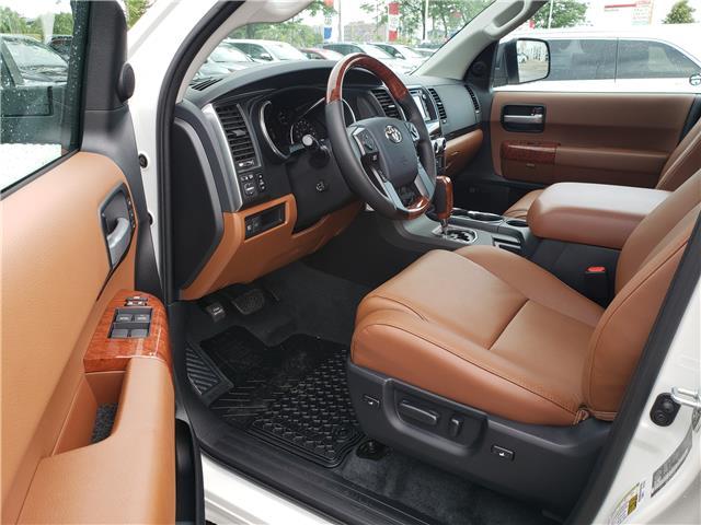 2018 Toyota Sequoia Platinum 5.7L V8 (Stk: 8-1087) in Etobicoke - Image 9 of 26