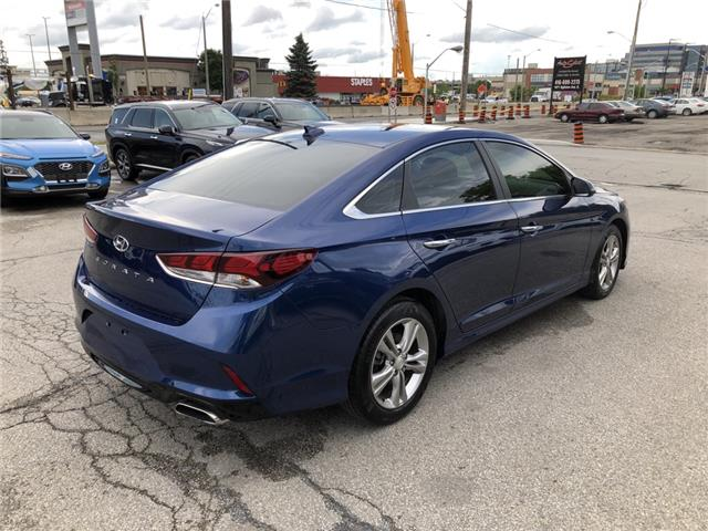 2018 Hyundai Sonata GLS Tech (Stk: 28863A) in Scarborough - Image 5 of 16