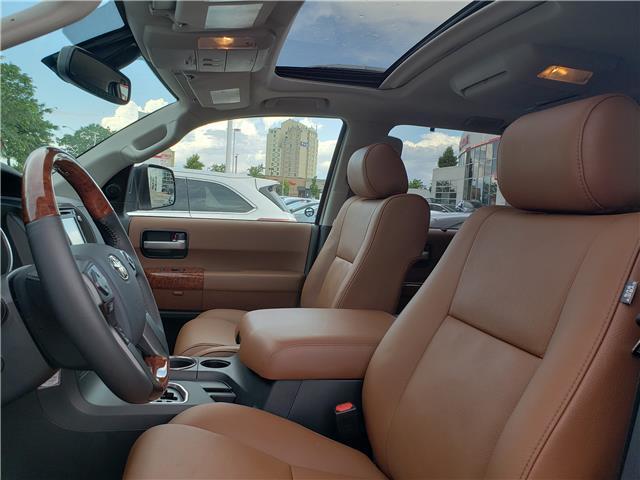2018 Toyota Sequoia Platinum 5.7L V8 (Stk: 8-1087) in Etobicoke - Image 11 of 26