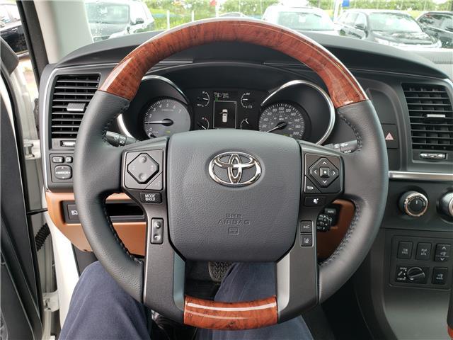 2018 Toyota Sequoia Platinum 5.7L V8 (Stk: 8-1087) in Etobicoke - Image 13 of 26