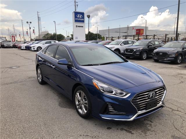 2018 Hyundai Sonata GLS Tech (Stk: 28863A) in Scarborough - Image 7 of 16