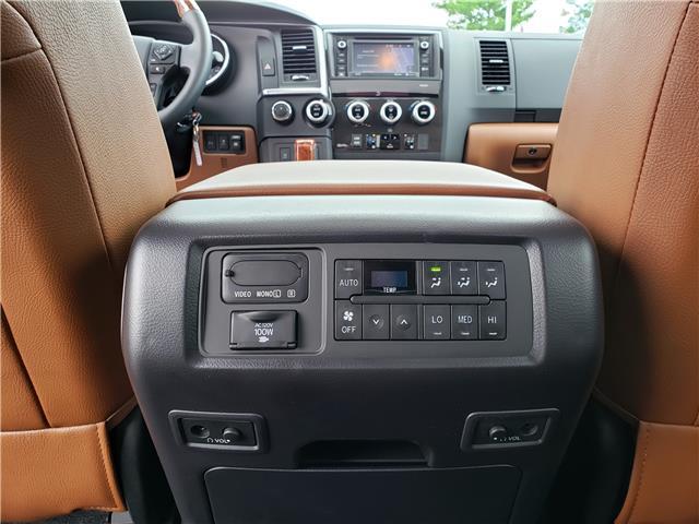 2018 Toyota Sequoia Platinum 5.7L V8 (Stk: 8-1087) in Etobicoke - Image 21 of 26