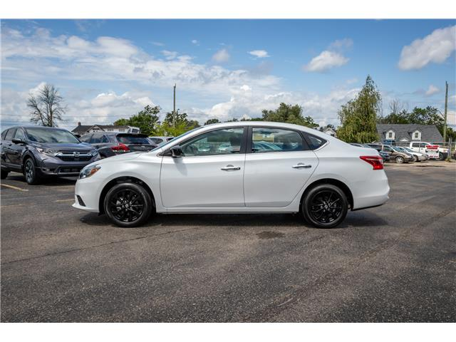 2018 Nissan Sentra 1.8 SV Midnight Edition (Stk: U6705) in Welland - Image 2 of 21