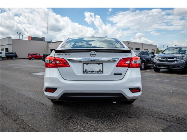 2018 Nissan Sentra 1.8 SV Midnight Edition (Stk: U6705) in Welland - Image 4 of 21