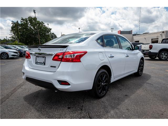 2018 Nissan Sentra 1.8 SV Midnight Edition (Stk: U6705) in Welland - Image 5 of 21