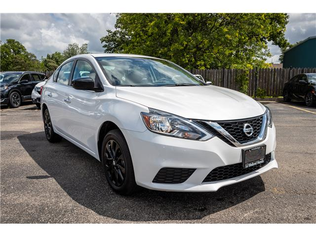2018 Nissan Sentra 1.8 SV Midnight Edition (Stk: U6705) in Welland - Image 7 of 21