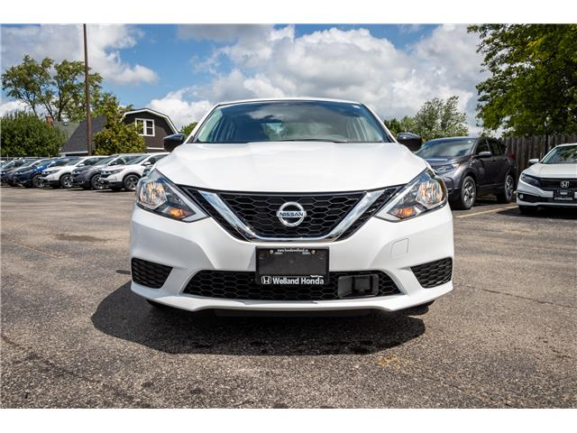 2018 Nissan Sentra 1.8 SV Midnight Edition (Stk: U6705) in Welland - Image 8 of 21