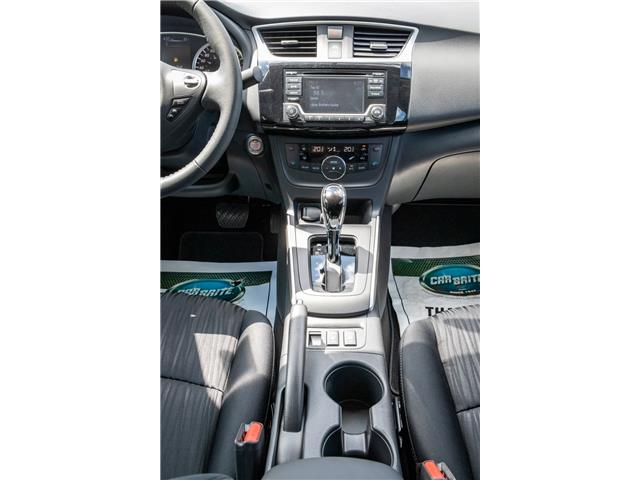 2018 Nissan Sentra 1.8 SV Midnight Edition (Stk: U6705) in Welland - Image 11 of 21