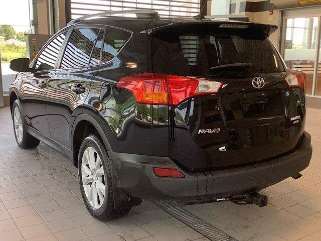 2015 Toyota RAV4 Limited (Stk: 21378A) in Kingston - Image 2 of 12