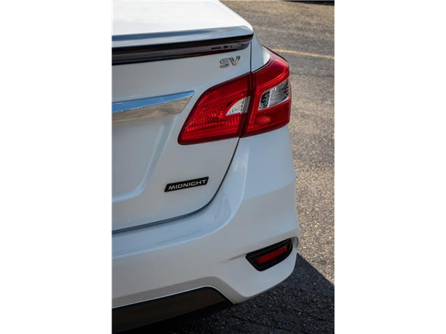 2018 Nissan Sentra 1.8 SV Midnight Edition (Stk: U6705) in Welland - Image 19 of 21
