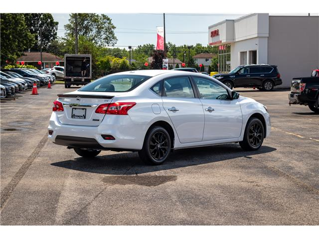 2018 Nissan Sentra 1.8 SV Midnight Edition (Stk: U6705) in Welland - Image 21 of 21