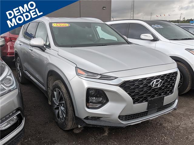2019 Hyundai Santa Fe Preferred 2.4 (Stk: 90073) in Goderich - Image 1 of 12
