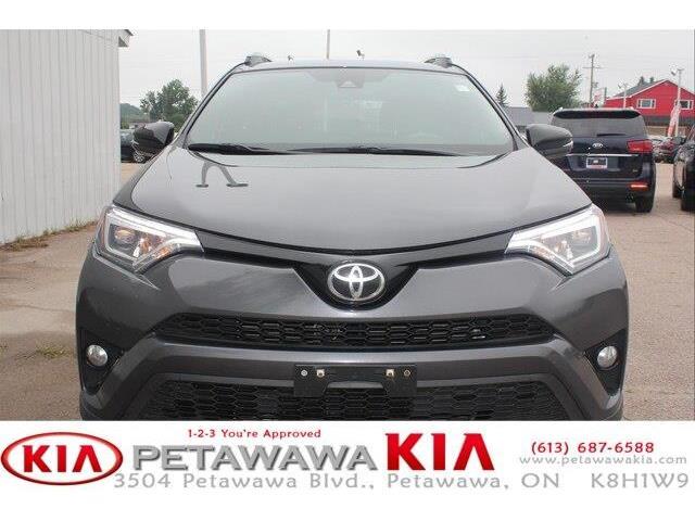 2017 Toyota RAV4 Sport (Stk: P0031) in Petawawa - Image 6 of 18