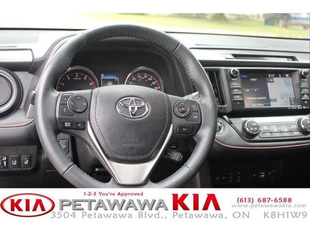 2017 Toyota RAV4 Sport (Stk: P0031) in Petawawa - Image 7 of 18
