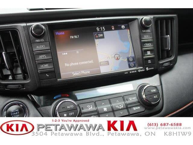 2017 Toyota RAV4 Sport (Stk: P0031) in Petawawa - Image 8 of 18