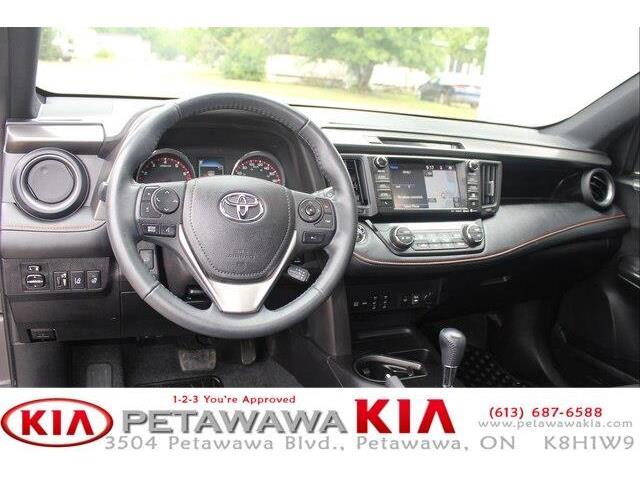 2017 Toyota RAV4 Sport (Stk: P0031) in Petawawa - Image 10 of 18