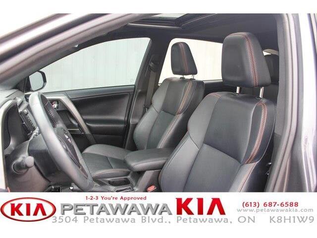 2017 Toyota RAV4 Sport (Stk: P0031) in Petawawa - Image 11 of 18