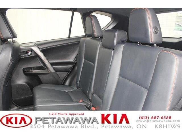 2017 Toyota RAV4 Sport (Stk: P0031) in Petawawa - Image 12 of 18