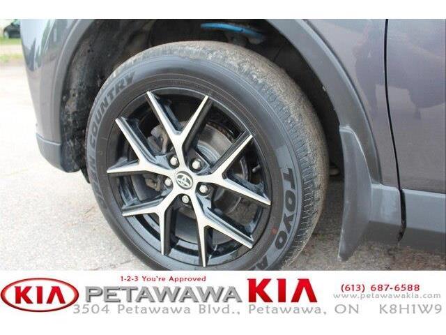 2017 Toyota RAV4 Sport (Stk: P0031) in Petawawa - Image 14 of 18