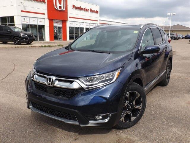 2019 Honda CR-V Touring (Stk: 19308) in Pembroke - Image 1 of 30