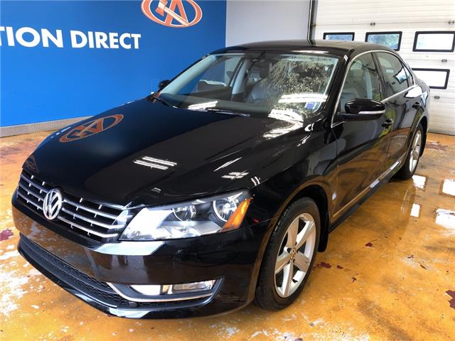 2014 Volkswagen Passat 2.0 TDI Comfortline (Stk: 14-030110) in Lower Sackville - Image 1 of 17