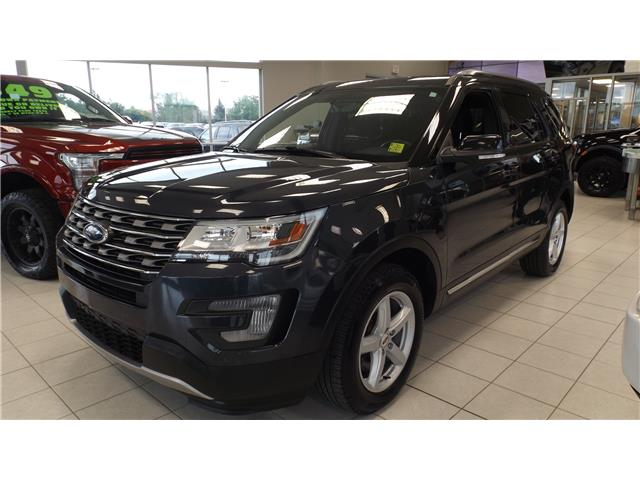 2017 Ford Explorer XLT (Stk: 19-12631) in Kanata - Image 1 of 24