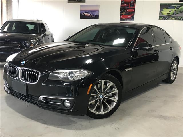 2014 BMW 528i xDrive (Stk: 5631) in North York - Image 1 of 26