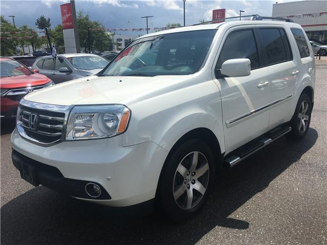 2013 Honda Pilot Touring (Stk: 326542A) in Mississauga - Image 1 of 25