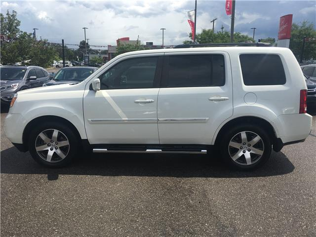 2013 Honda Pilot Touring (Stk: 326542A) in Mississauga - Image 2 of 25