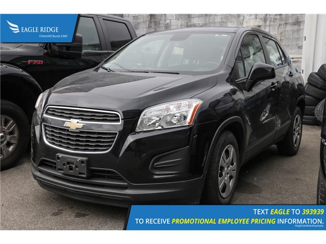 2015 Chevrolet Trax LS (Stk: 159231) in Coquitlam - Image 1 of 4