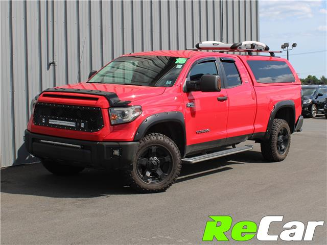 2015 Toyota Tundra SR5 5.7L V8 (Stk: 190903A) in Fredericton - Image 1 of 10