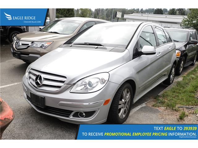 2007 Mercedes-Benz B-Class Turbo (Stk: 074532) in Coquitlam - Image 1 of 4
