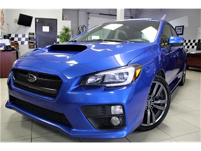 2016 Subaru WRX Sport-tech Package (Stk: ) in Bolton - Image 1 of 26