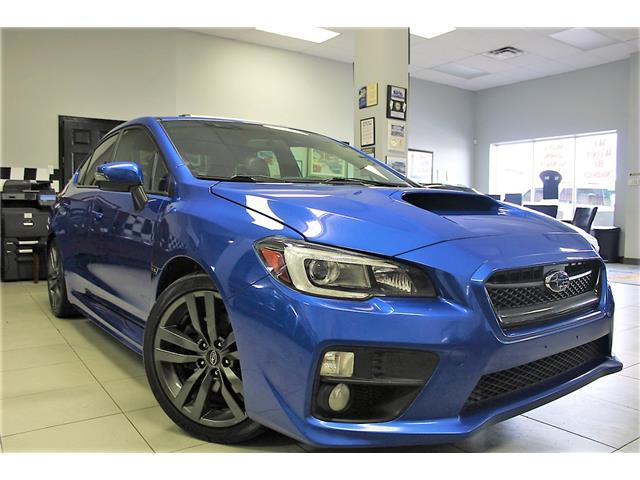 2016 Subaru WRX Sport-tech Package (Stk: ) in Bolton - Image 8 of 26