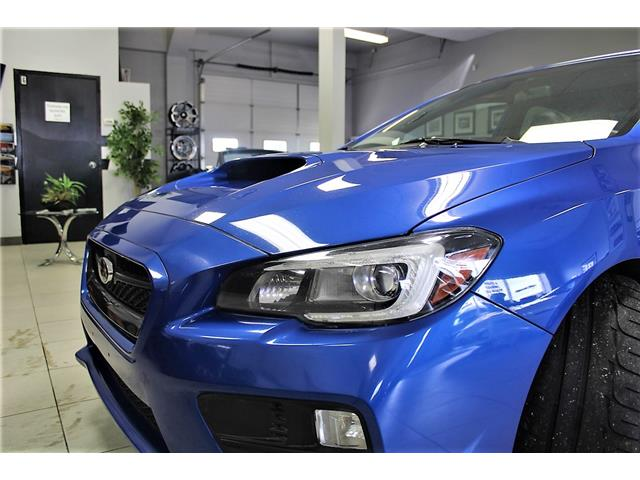 2016 Subaru WRX Sport-tech Package (Stk: ) in Bolton - Image 11 of 26