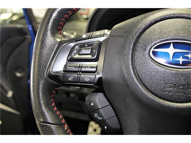 2016 Subaru WRX Sport-tech Package (Stk: ) in Bolton - Image 17 of 26