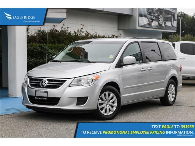 2012 Volkswagen Routan Comfortline (Stk: 127200) in Coquitlam - Image 1 of 14