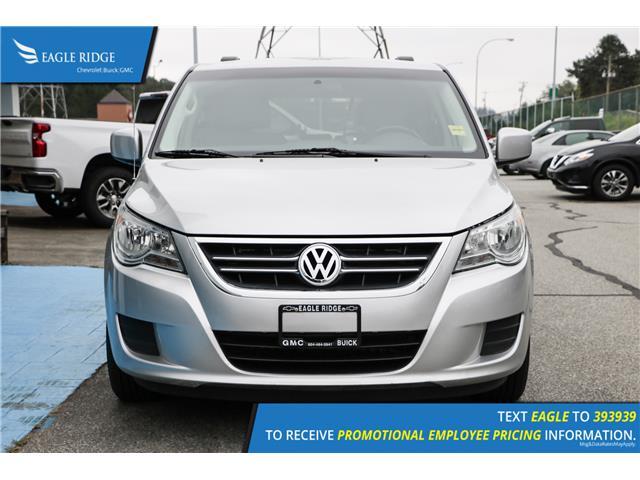 2012 Volkswagen Routan Comfortline (Stk: 127200) in Coquitlam - Image 2 of 14