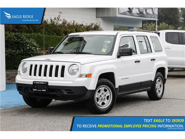 2015 Jeep Patriot Sport/North (Stk: 150331) in Coquitlam - Image 1 of 13