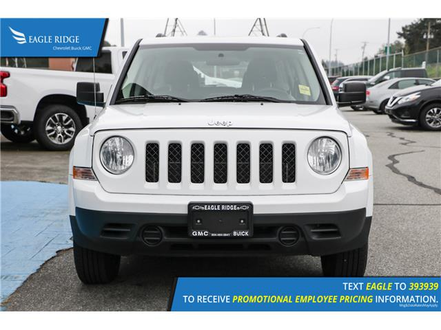 2015 Jeep Patriot Sport/North (Stk: 150331) in Coquitlam - Image 2 of 13