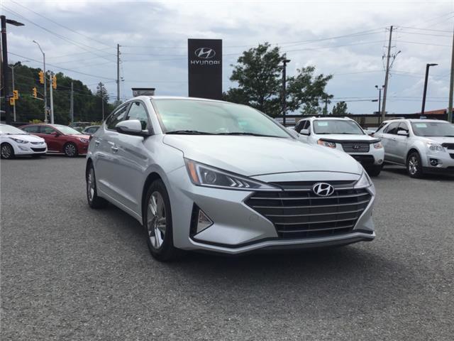 2019 Hyundai Elantra Preferred (Stk: P3351) in Ottawa - Image 1 of 11