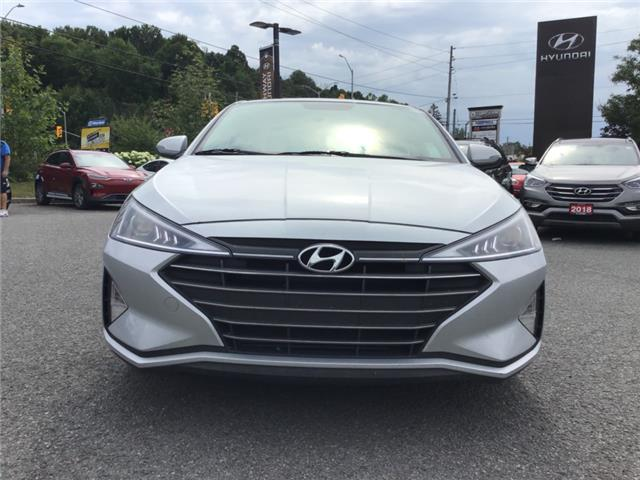 2019 Hyundai Elantra Preferred (Stk: P3351) in Ottawa - Image 2 of 11